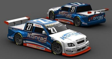 Pick-Up: Toso retoma parceria para temporada 2009 da Pick-up Racing