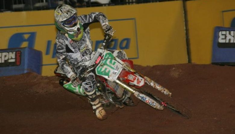 Supercross: Balbi se despede do AMA Supercross