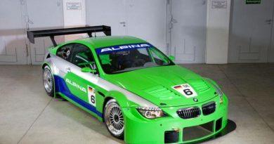 GT3 Brasil: BMW Alpina B6, mais uma supermáquina para o GT3