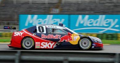 Stock Car V8: Cacá Bueno marca a pole no Rio de Janeiro