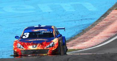 Stock Car: Chico Serra: 'Com pouco treino, tivemos um bom resultado'