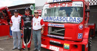 F-Truck: Morre dono de equipe da Fórmula Truck Clayton Peres