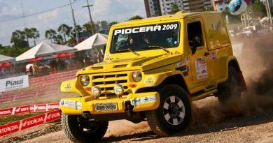 Rally: Codipar Racing pronta para disputa na terra da maior Festa de Peão de Boiadeiro
