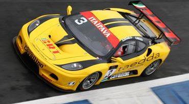 GT3 Brasil: Ricci e Derani a um passo do título em Curitiba