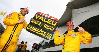 GT3 Brasil: Rafael Derani e Cláudio Ricci comemoram temporada excelente
