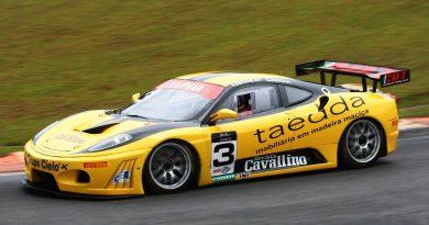 GT3 Brasil: Derani/Ricci abre sexta-feira na frente