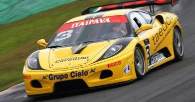 GT3 Brasil: Ferrari da equipe CRT larga na frente nas duas corridas