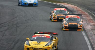GT3 Brasil: Ferrari converte pole em vitória