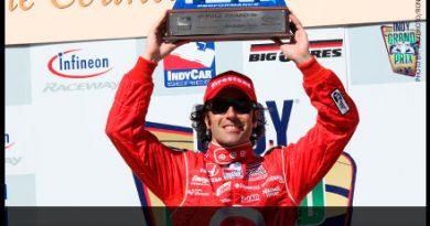 IndyCar: Dario Franchitti conquista a pole-position em Sonoma
