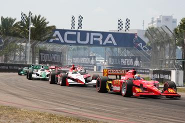 IndyCar: Fórmula Indy fará cinco corridas de rua em 2010