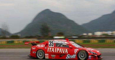 Stock Car V8: Itaipava Racing Team larga na 6ª fila no Rio de Janeiro