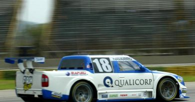 Pick-Up: Gramacho coloca três carros entre os cinco no grid