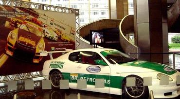 GT3 Brasil: Promoção da Petrobras leva torcedores para uma 'volta rápida' em Jacarepaguá