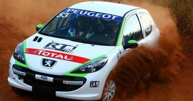 Rally: Fabio e Marcelo pronto para a segunda prova do ano de Copa Peugeot 207 Super de Rally