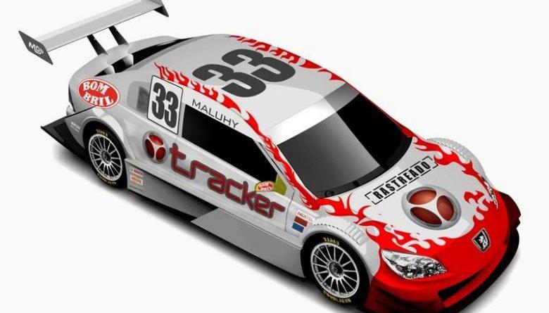 Stock Car: Apoiado pela Tracker-LoJack, Felipe Maluhy confirma continuidade da mais antiga parceria da Stock