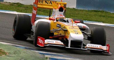 F1: Alonso se recupera e quebra domínio da Brawn GP