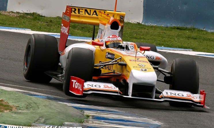 F1: Potências de 2008 preparam difusor genérico para GP da China