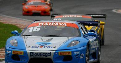 GT3 Brasil: Hahn e Khodair conquistam terceira posição na Itaipava GT3 Brasil