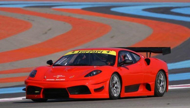 GT3 Europeu: Ricci e Casagrande testam com a Ferrari na França