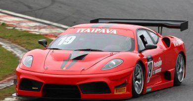 GT3 Brasil: Daniel Serra e Ferrari são destaques de velocidade na primeira metade do campeonato