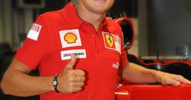 F1: Fisichella: 'Preciso pensar que agora estou numa Ferrari, não na Force India'