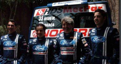 Truck: Ford apresenta sua equipe oficial na Fórmula Truck
