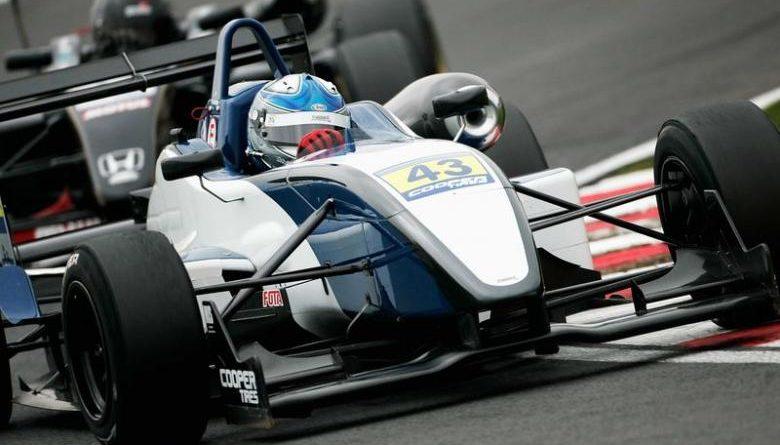 F3 Inglesa: Gabriel Dias é o melhor na National Class