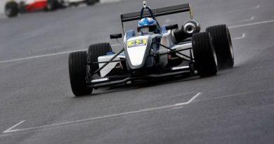 F3 Inglesa: Problema no motor tira vitória de brasileiro na Bélgica