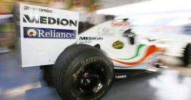 F1: Force India mantém Sutil e Liuzzi para 2010