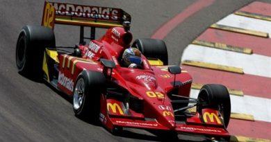 IndyCar: Graham Rahal surpreende e marca a pole em São Petersburgo