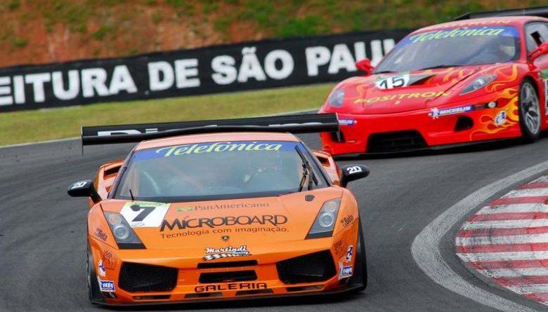 GT3 Brasil: Categoria anuncia renovação com SporTV
