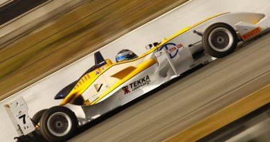 F3 Sulamericana: Quarto no grid, Igor Veras é o melhor estreante na etapa de Santa Cruz