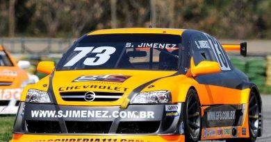 Copa Vicar: Sérgio Jimezez estreia com pole em Jacarepaguá