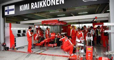F1: Kimi Raikkonen substituirá Webber em 2011, afirma jornal