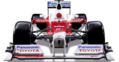 F1: Toyota lança seu carro para a temporada, o TF109