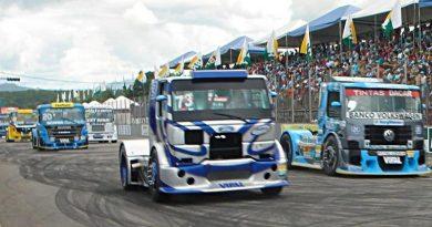 Truck: Leandro Totti tenta surpreender novamente em Interlagos (SP)
