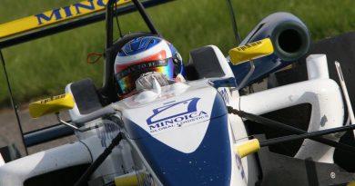 F3 Sulamericana: Leonardo Cordeiro volta a largar na primeira fila
