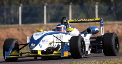 F3 Sulamericana: Quebra de motor atrapalha líder do campeonato em Santa Cruz do Sul