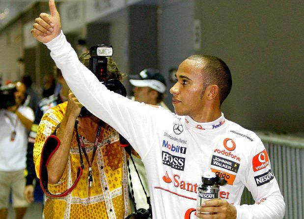 F1: Terceiro tempo do dia, Hamilton se anima com nova McLaren