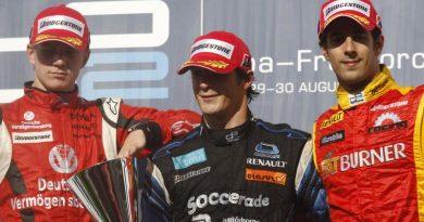 GP2 Series: Lucas conquista mais um pódio, desta vez em Spa