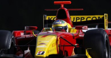 GP2 Series: Lucas tenta vitórias nas rodadas finais do ano