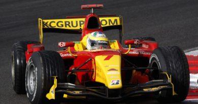 GP2 Series: Lucas obtém 3º pódio consecutivo