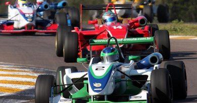 F3 Sulamericana: Em prova de recuperação, Lucas Foresti terminou em 5º