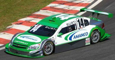 Stock Car: Luciano Burti tem novo patrocinador para 2009