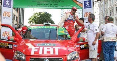 Rally: Fiat Rally encara desafio internacional