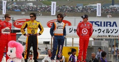 IndyCar: Moraes termina na quinta posição em Motegi