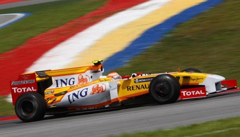 F1: Renault polemiza e garante que FIA já barrou difusor