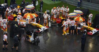 F1: Meteorologia indica chuva para o GP de Barcelona neste domingo