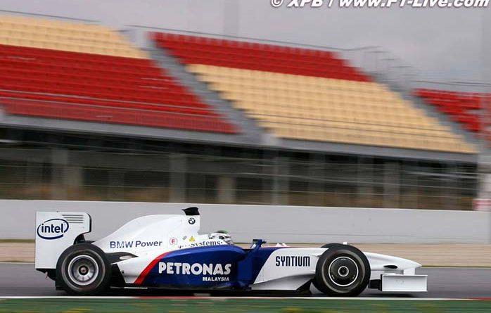 F1: Mercedes teria acertado com Heidfeld para ser piloto reserva