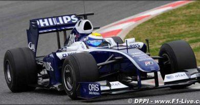 F1: Rosberg é o mais rápido pela manhã em Barcelona